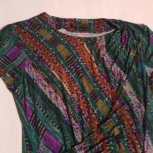 Etro dress size 44 (us 8) vintage